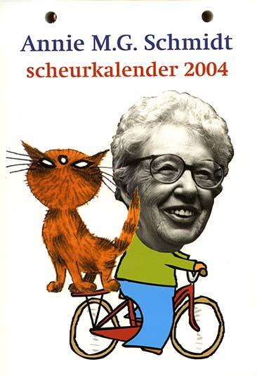 Annie MG Schmidt scheurkalender