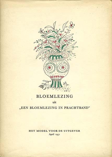 Bloemlezing uit een bloemlezing in prachtband