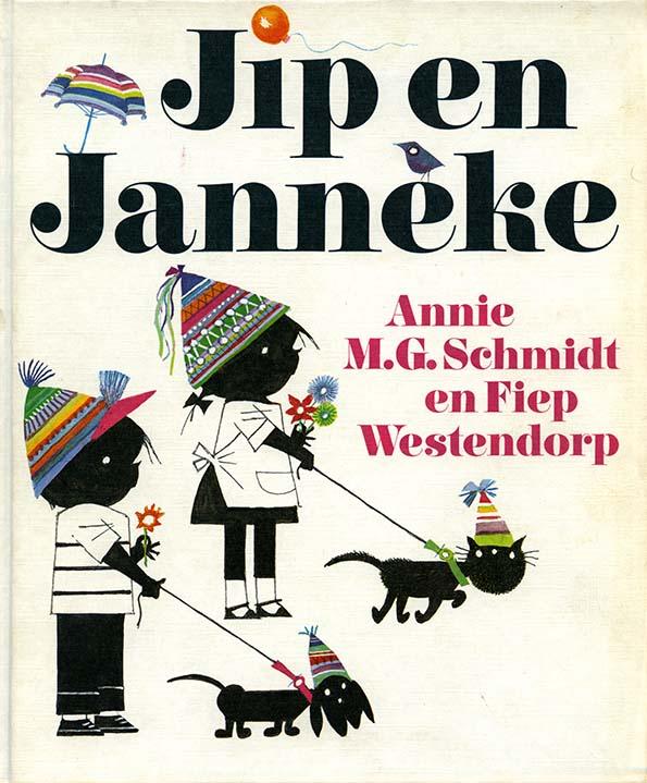 Jip en Janneke (1-5)