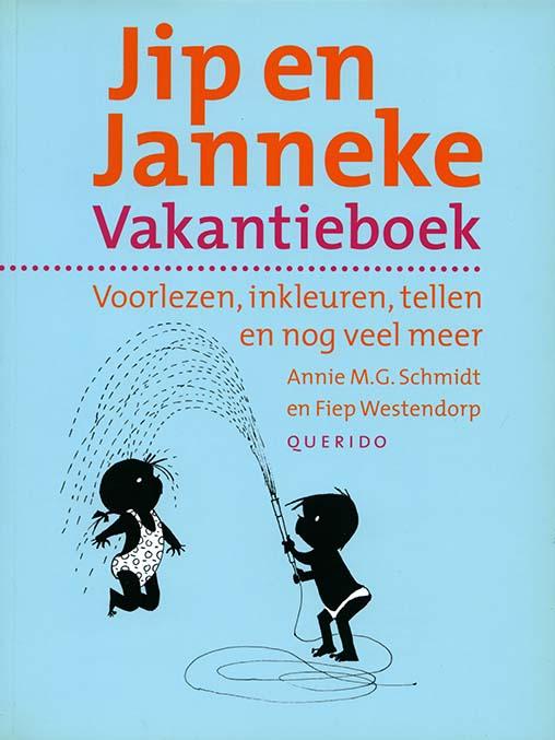 Jip en Janneke vakantieboek