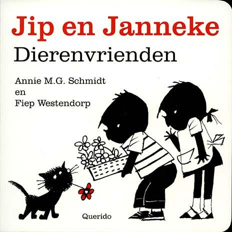 Jip en Jannke dierenvrienden